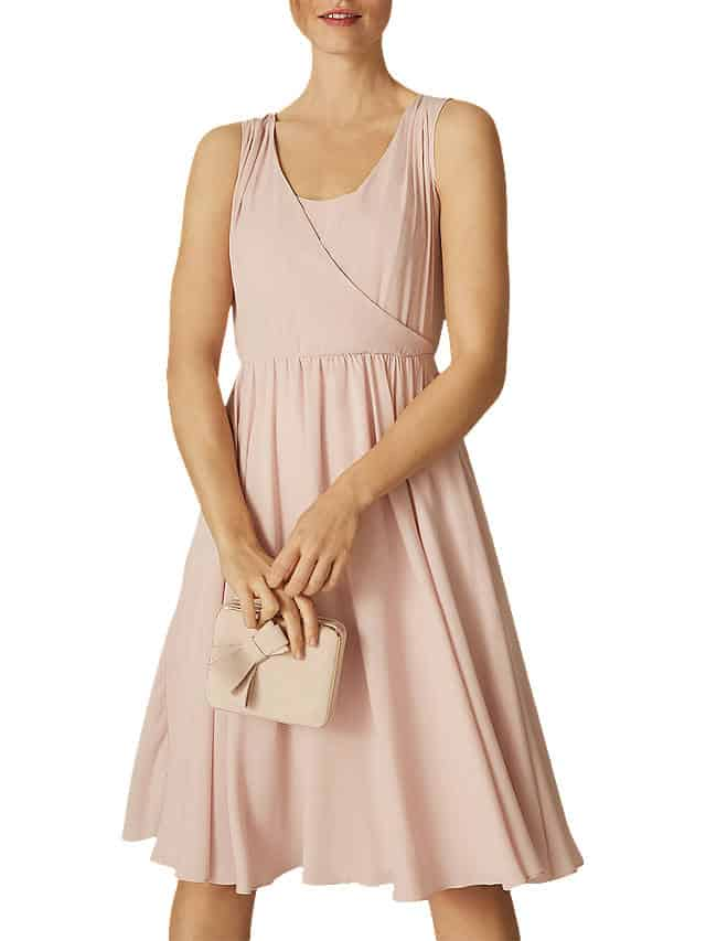 Phase Eight Rosa dress in pink